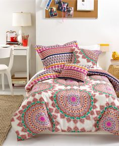 Bohemia 5 Piece Comforter Sets - Teen Bedding - Bed & Bath - Macy's