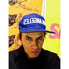 "Duran Duran (@duranduran) su Instagram: ""Angeleno #duranduran #papergodstour #tourlife"""