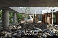 Residence of Daisen,© Koji Fujii - Nacasa&Partners