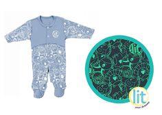 Baby Cloud (0 a 9 meses)   #pijamas #bebes #niños #lit #babies #kids #night #clothes #brillan #noche #sleepwear