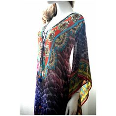 A zen home that's devoted to peace, tranquility and emotional well-being, creates a balance between you and the surrounding energy. How about our zen inspired Kaftan? This billowy outfit creates a sensual movement when you walk – giving you that ideal energy feeling. It is thus perfect for Honeymooners too, as they embark on a new adventure!!