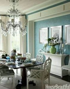 1000 images about teal decor ideas on pinterest teal for Dining room ideas teal