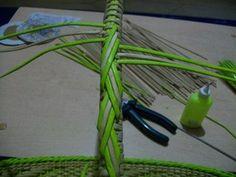 Фото мастер-класс. | Плетение из газет | VK