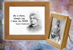 A tribute to the very influential Swami Vivekananda on his birthday. Swami Vivekananda Wallpapers, Corporate Gifts, Birthday, Frame, Decor, Picture Frame, Birthdays, Decoration, Promotional Giveaways
