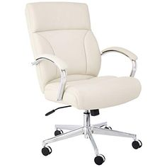 Best Office Chair, Executive Office Chairs, Home Office Desks, Best Ergonomic Chair, Ergonomic Office Chair, Computer Desk Chair, Bonded Leather, Cool Chairs, Furniture Decor