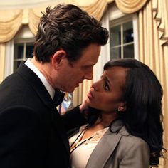 SCANDAL, relive all of Olivia and Fitz moments