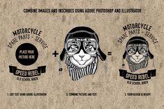 Wild cats by Art Loft on @creativemarket