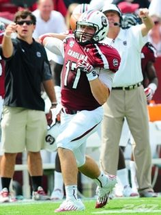 "Dylan Thompson threw for 330 yards in his first career start at South Carolina, a 48-10 win against East Carolina on Saturday at Williams-Brice Stadium in Columbia. The Gamecocks quarterback position received a grade of ""A"" in this week's ""Grading the Gamecocks"" feature on TheBigSpur.com."