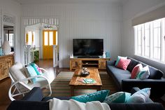 Holiday Home Reveal: Living Room (Zone 4) - Photos - House Rules - Official site