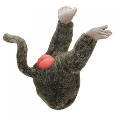 A Butthead Tiny Baboon golf headcover is the upside down club cover sure to get noticed on the course and give your buddys a few laughs.. Buy it @ ReadyGolf.com!