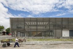 CREA-PB Headquarters / MAPA