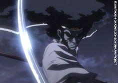 AFRO SAMURAI (Afuro samurai) - OKAZAKI 'Bob' Takashi (2007). Dutch première during CAMERA JAPAN 2008.