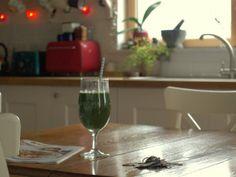 Low FODMAP green smoothie recipe