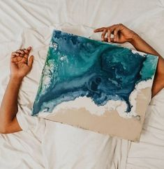 23 Ideas For Painting Ocean Waves Sands #painting