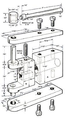 Metal Lathe Tools, Metal Lathe Projects, Metal Working Tools, Mechanical Engineering Design, Mechanical Design, Diy Projects Plans, Metal Shaping, Machinist Tools, Design Industrial