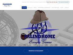 L'escape game Palindrome est situé à Nîmes