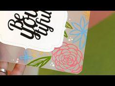 Vellum Cards - YouTube