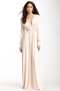 Full Length Caftan Dress