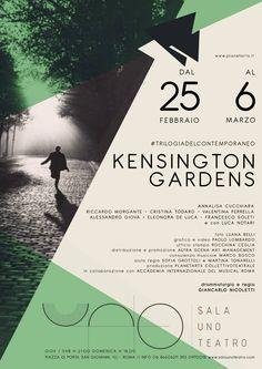 Locandina Kensington