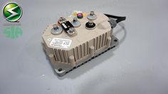 Brushless Controller, KLS8415H,24V-84V,150A,SINUSOIDAL BRUSHLESS MOTOR CONTROLLER