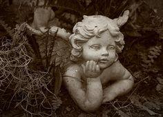 pretty little cherub