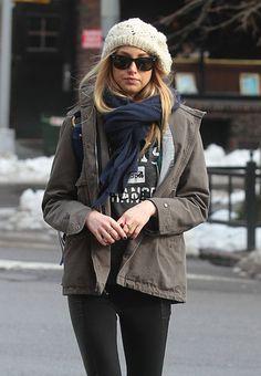 Whitney Port - City Swag for Winter