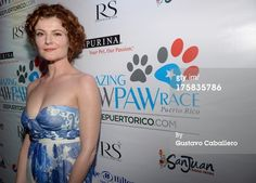 Rebecca Wisocky  at Roselyn Sanchez's Amazing Paw Paw Race Puerto Rico