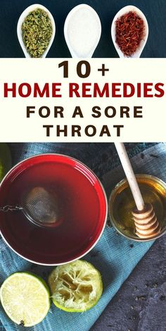 Cold and flu season brings the promise of sick days and sore throats. And many homesteaders don't like taking medications if we can avoid it. So knowing a few home remedies for a sore throat will surely come in handy.