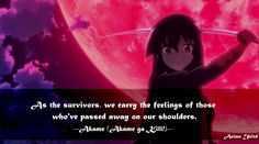 Akame ga Kill! Quotes http://anime-unltd.blogspot.com/p/akame-ga-kill-quotes.html