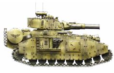 File:Baneblade of Tallarn 409th Heavy Tank Regiment.png