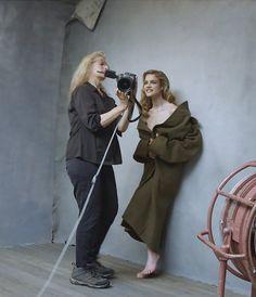 Annie Leibovitz for Pirelli, Russia