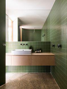 Bathroom Design Inspiration, Bathroom Interior Design, Bathroom Renos, Small Bathroom, Interiores Design, Interior Architecture, Sweet Home, House, Vic Australia