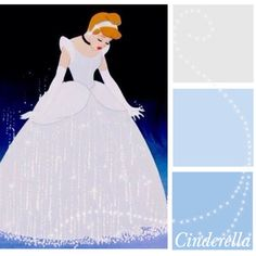 Cinderella color scheme by totallytrue on Polyvore featuring art