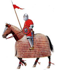 La Pintura y la Guerra. Ancient Rome, Ancient History, Byzantine Army, Knights Hospitaller, Empire Romain, Armadura Medieval, Dark Ages, Roman Empire, Military History