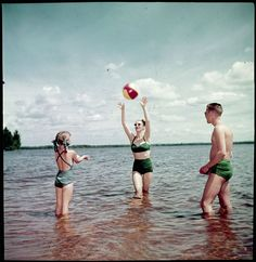 Image result for 1950S SUMMER ACTIVITY