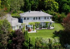 Stunning Colonial Luxury - West Wellow Lodge in Acacia Bay, Lake Taupo | Bookabach/19051
