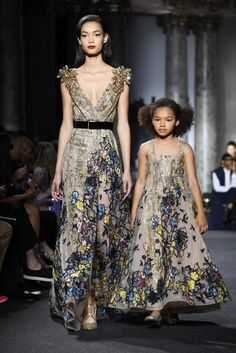 Elie Saab at Haute Couture Week: Fall/Winter 2016-2017