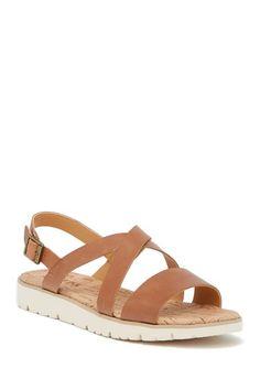 c9def03e0edcc9 Image of KORKS Sindre Sandal Flats