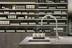 Aesop stores by Torafu Architects Tokyo 03