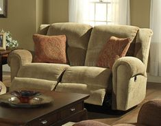 Jennings High Leg Recliner By La Z Boy Reading Nook