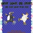 $ Winter themed math and literacy games and centers. This pack includes 9 math games/centers and 5 literacy games/centers. Some activities can also b...