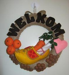 Welkom Sinterklaas en Zwarte Piet!   5 december Sint
