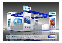 CPME Stand example