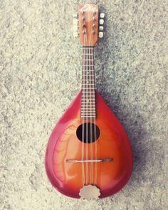 Mandolin Eko Acoustic '60/'70s