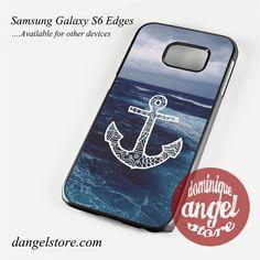 Cute Anchor (3) Phone Case for Samsung Galaxy S3/S4/S5/S6/S6 Edge/S6 Edge Plus