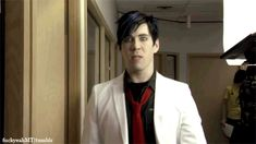 Josh Ramsay if you keep doing that with your face i will punch you in the face.with my face. Marianna Trench, Marianas Trench Band, Saint Motel, Mark Foster, Josh Ramsay, George Ezra, Walk The Moon, Face The Music, Tyler Oakley