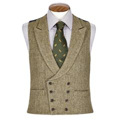 World Trends Fashion – Men's Fashion and Hairstyle Ideas Urban Look, Style Urban, Gentleman Mode, Gentleman Style, Coat Style For Man, Mens Tweed Waistcoat, Double Breasted Vest, Look T Shirt, Sharp Dressed Man