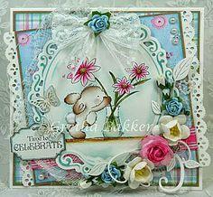 card by Gretha Bakker