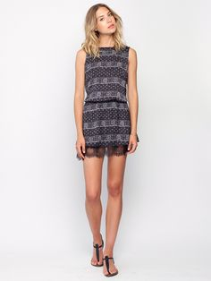 Gentle Fawn Campbell dress