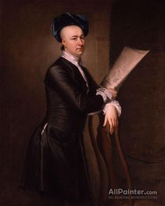 Thomas Hudson,Samuel Scott oil painting reproductions for sale